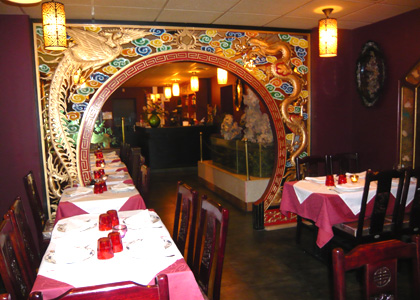 Restaurant tremblay en france l 39 antecessor - Restaurant chinois portes les valence ...